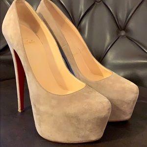 Christian Louboutin Leather High Heels 👠